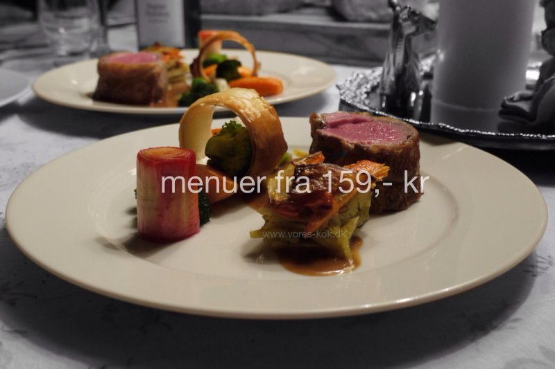 mad ud af huset sjælland