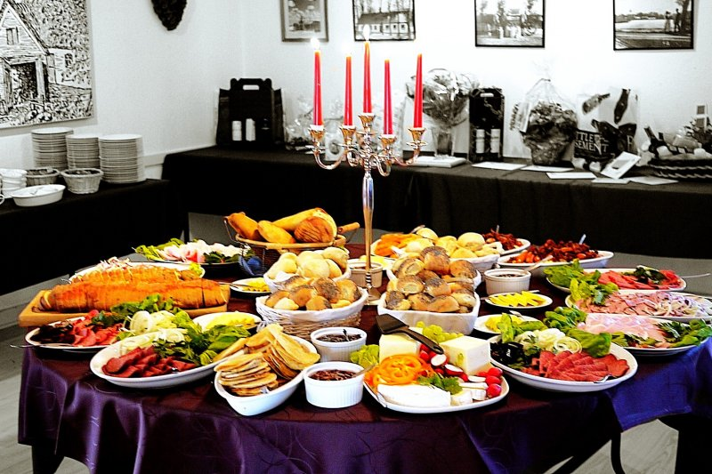 Vores-kok.dk - mad ud af huset - catering og diner transportable - Sortiment